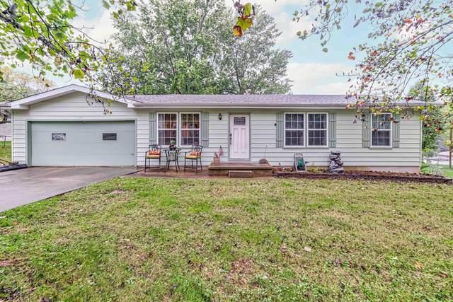 627 Pershing Street, Willard, MO 65781 (MLS #60203412) :: Sue Carter Real Estate Group