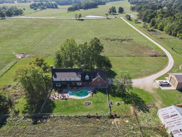 15352 Hwy 174 B, Mt Vernon, MO 65712 (MLS #60203416) :: The Real Estate Riders