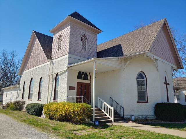 220 N Main Street, El Dorado Springs, MO 64744 (MLS #60203432) :: Sue Carter Real Estate Group
