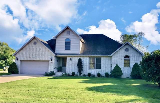 1503 Hemingway Drive, Monett, MO 65708 (MLS #60203455) :: Clay & Clay Real Estate Team