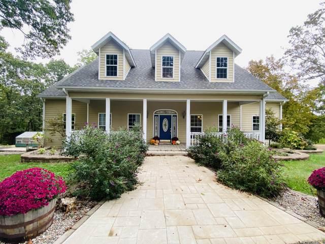 264 Oak Grove Lane, Galena, MO 65656 (MLS #60203462) :: Sue Carter Real Estate Group