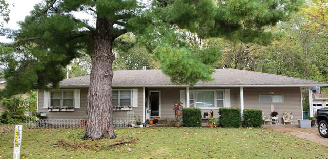 302 Judy Street, Branson, MO 65616 (MLS #60203480) :: Evan's Group LLC