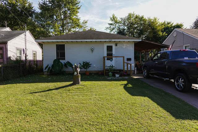 2528 W High Street, Springfield, MO 65803 (MLS #60203484) :: Lakeland Realty, Inc.