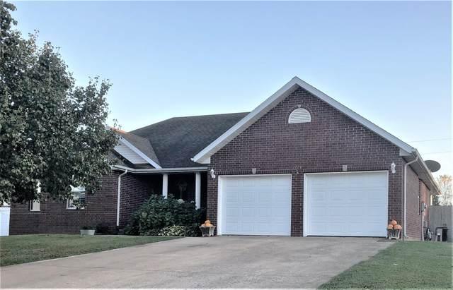 1020 Berkley Drive, Marshfield, MO 65706 (MLS #60203490) :: United Country Real Estate