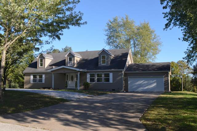 1340 W Mesa Drive, Nixa, MO 65714 (MLS #60203514) :: Sue Carter Real Estate Group