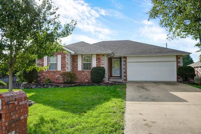 207 Hightower Street, Nixa, MO 65714 (MLS #60203526) :: Sue Carter Real Estate Group