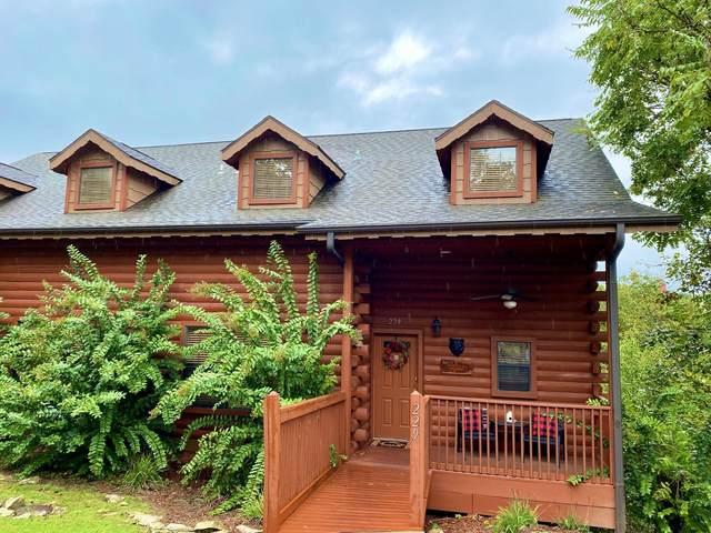 229 Oak Ridge Rd; The Cabins Cabin 2 Unit 1, Branson, MO 65616 (MLS #60203585) :: Sue Carter Real Estate Group