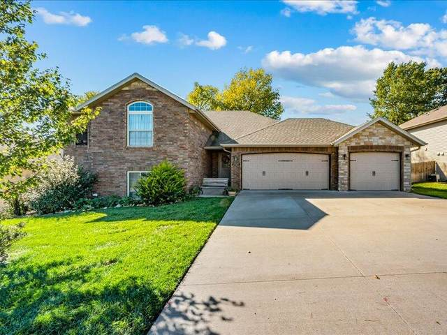 1321 S Miller Avenue, Springfield, MO 65802 (MLS #60203612) :: Sue Carter Real Estate Group