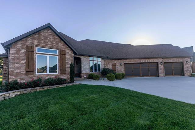 908 W Lorenza Drive, Nixa, MO 65714 (MLS #60203660) :: Sue Carter Real Estate Group