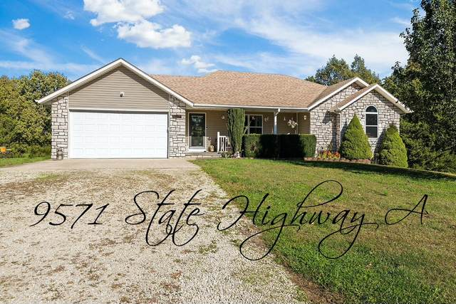 9571 State Highway A, Seymour, MO 65746 (MLS #60203676) :: Sue Carter Real Estate Group
