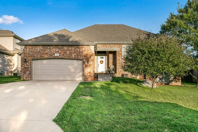 284 Steury Road, Springfield, MO 65809 (MLS #60203711) :: Sue Carter Real Estate Group