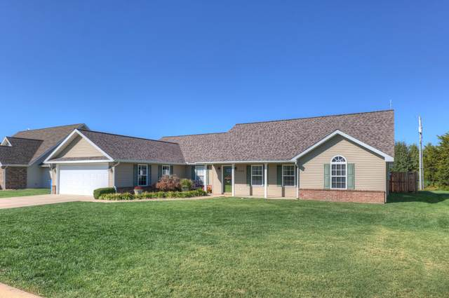 3026 Fairway Circle, Neosho, MO 64850 (MLS #60203717) :: Team Real Estate - Springfield