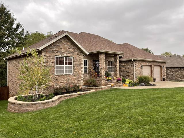 4649 W Silo Hills Drive, Springfield, MO 65802 (MLS #60203738) :: Sue Carter Real Estate Group