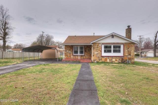 302 S Mcconnell Avenue, Joplin, MO 64801 (MLS #60203774) :: Team Real Estate - Springfield