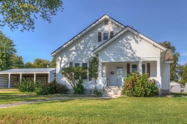 615 S Mcgregor Street, Carthage, MO 64836 (MLS #60203796) :: Team Real Estate - Springfield