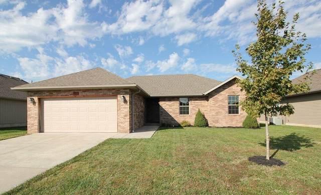 659 N Galileo Drive, Nixa, MO 65714 (MLS #60203839) :: Evan's Group LLC