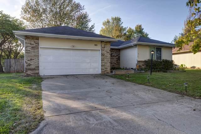 301 Hillcrest Avenue, Nixa, MO 65714 (MLS #60203840) :: Evan's Group LLC