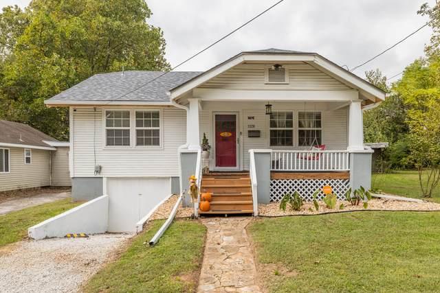 1231 S Ferguson Avenue, Springfield, MO 65807 (MLS #60203845) :: Team Real Estate - Springfield