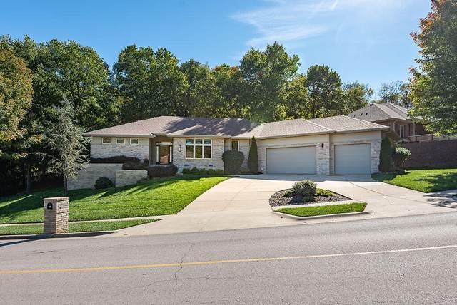 5536 S Lake Ridge Avenue, Springfield, MO 65804 (MLS #60203871) :: Evan's Group LLC