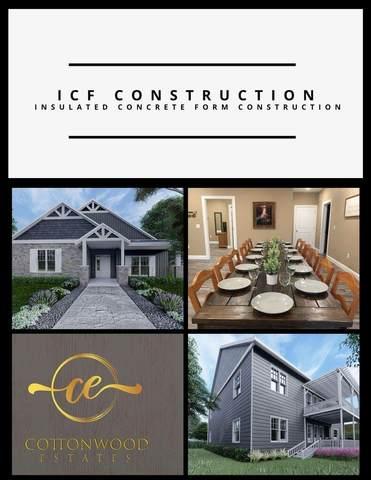 122 Cottonwood Circle Lot 16A, Branson, MO 65616 (MLS #60203900) :: Team Real Estate - Springfield