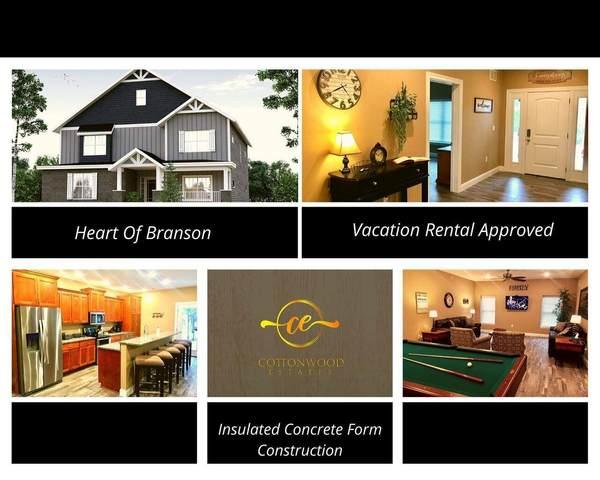 128 Cottonwood Circle Lot 18B, Branson, MO 65616 (MLS #60203917) :: Team Real Estate - Springfield