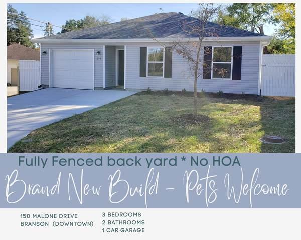 150 Malone Drive, Branson, MO 65616 (MLS #60203932) :: Team Real Estate - Springfield