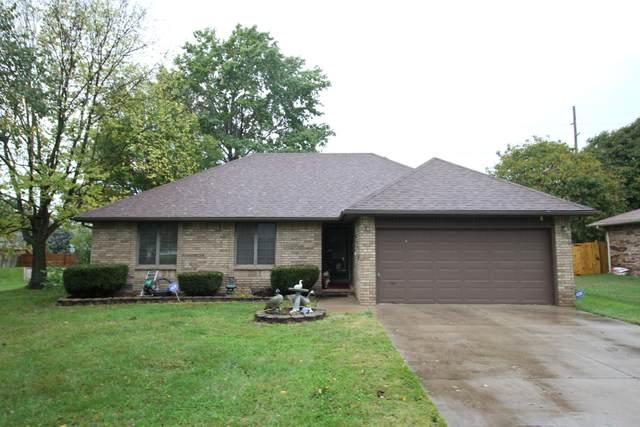 2119 S Ferguson Avenue, Springfield, MO 65807 (MLS #60203977) :: Team Real Estate - Springfield