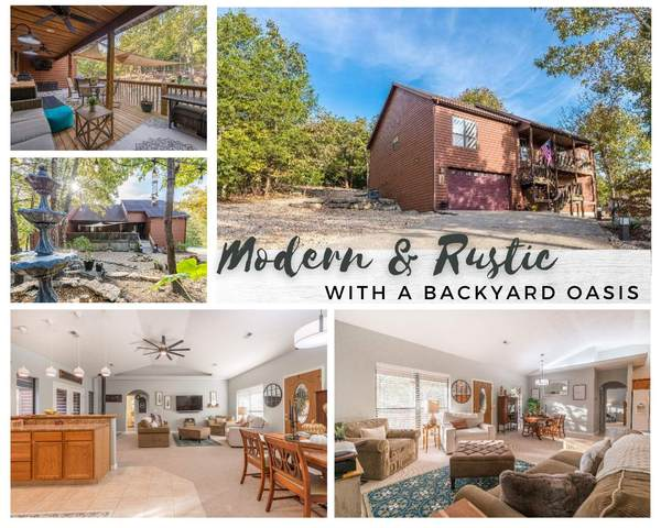 280 Pine Woods Village Drive, Hollister, MO 65672 (MLS #60203995) :: Team Real Estate - Springfield