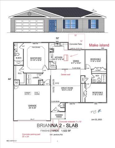 941 Jenkins Road Lot 17, Forsyth, MO 65653 (MLS #60204097) :: Evan's Group LLC