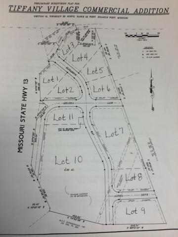 Lot #7 Tiffany Village, Branson West, MO 65737 (MLS #60015064) :: Team Real Estate - Springfield