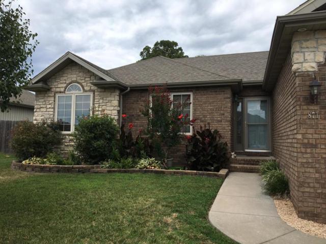 871 W Pembrook Avenue, Nixa, MO 65714 (MLS #60085137) :: Select Homes