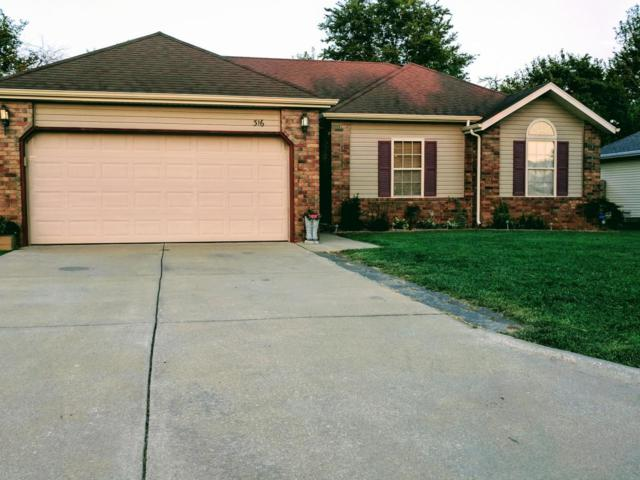 316 N Cherokee Trail, Clever, MO 65631 (MLS #60088039) :: Select Homes