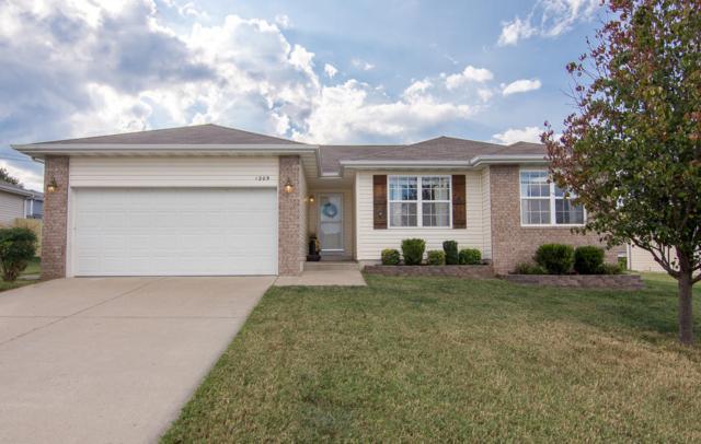 1209 S 14th Street, Ozark, MO 65721 (MLS #60090829) :: Select Homes