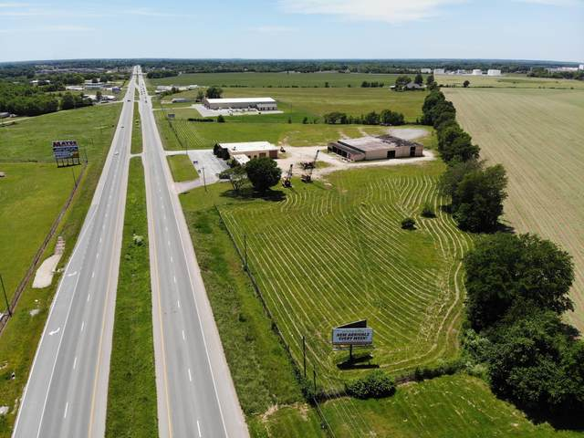 6021 W Us Hwy 60 Tract 1, Republic, MO 65738 (MLS #60099461) :: Weichert, REALTORS - Good Life
