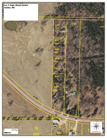 Lot 3 Eagle Woods Estates, Golden, MO 65658 (MLS #60107076) :: Weichert, REALTORS - Good Life