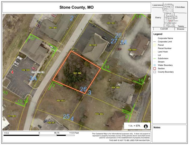 Lot 26 Fisher Creek Road, Kimberling City, MO 65686 (MLS #60108812) :: Sue Carter Real Estate Group