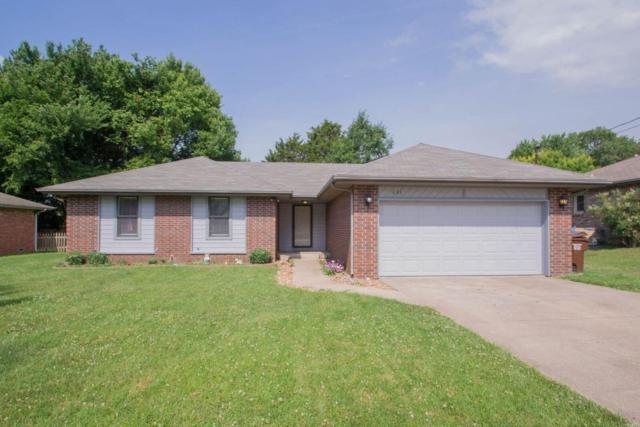 633 S Patterson Avenue, Springfield, MO 65802 (MLS #60110302) :: Greater Springfield, REALTORS