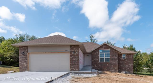 521 Terri Court, Highlandville, MO 65669 (MLS #60111278) :: Good Life Realty of Missouri
