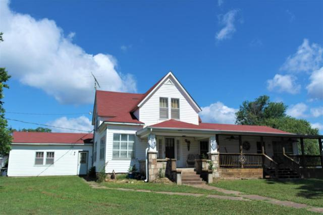 5590 N Highway 9, Camp, AR 72520 (MLS #60111627) :: Good Life Realty of Missouri