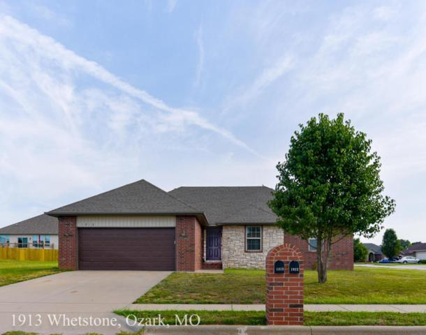 1913 E Whetstone Drive, Ozark, MO 65721 (MLS #60111867) :: Good Life Realty of Missouri