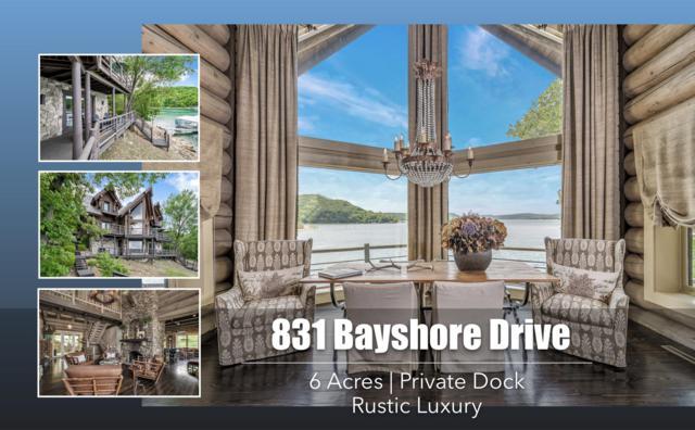831 S Bayshore Drive, Eureka Springs, AR 72631 (MLS #60112070) :: Weichert, REALTORS - Good Life