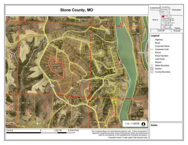 Tbd Ridge View Point, Cape Fair, MO 65624 (MLS #60113368) :: Greater Springfield, REALTORS
