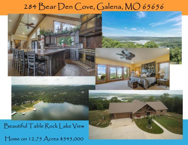 284 Bear Den Cove, Galena, MO 65656 (MLS #60113915) :: Team Real Estate - Springfield