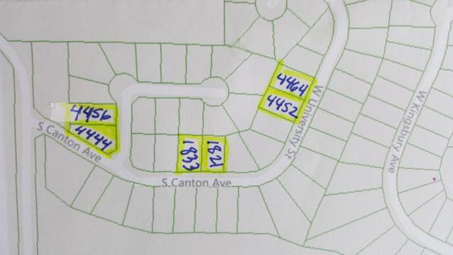 1821 S Canton Avenue, Springfield, MO 65802 (MLS #60114181) :: Team Real Estate - Springfield