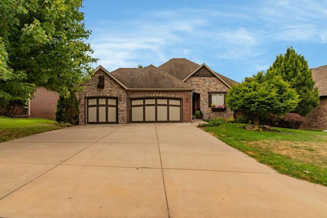846 E Grafton Drive, Nixa, MO 65714 (MLS #60114535) :: Team Real Estate - Springfield