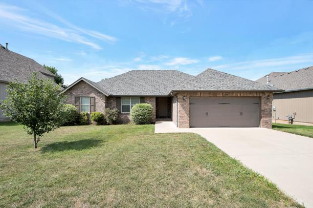 605 E Thornhill Drive, Nixa, MO 65714 (MLS #60114702) :: Team Real Estate - Springfield