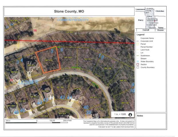 Lot 5 Ledgesway, Branson West, MO 65737 (MLS #60114760) :: Team Real Estate - Springfield