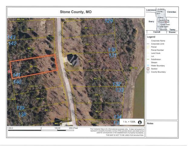 Lot 141 Beechwood, Branson West, MO 65737 (MLS #60114769) :: Team Real Estate - Springfield