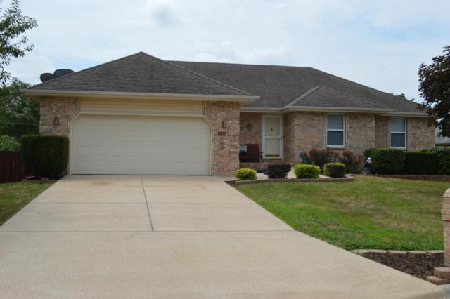 1242 W Tyler Lane, Nixa, MO 65714 (MLS #60115211) :: Good Life Realty of Missouri