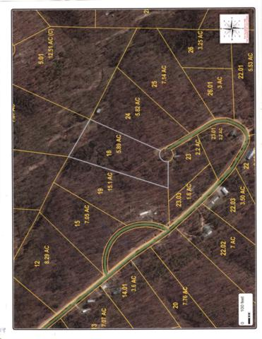 790-Lot 21 Foxtrot Road, Pineville, MO 64856 (MLS #60117182) :: Sue Carter Real Estate Group